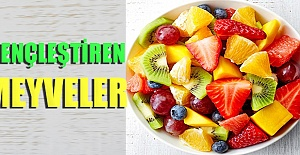 Gençleştiren Meyveler Listesi