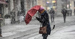 Meteorolojiden Uyarı: Bursa'ya Kar Geliyor