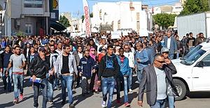 Tunus'ta Fiyat Artışları Üzerine Protestolar Arttı