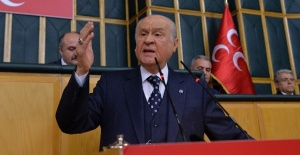 """MHP Lideri Bahçeli """"Gerekirse Afrin'e Giderim!"""""""