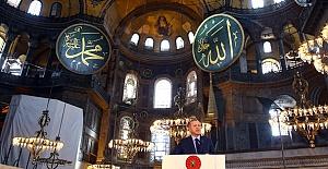 Yunan Çıldırdı! Manşet: Erdoğan Batı'ya Ayasofya ile saldırdı!