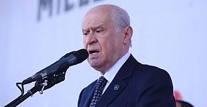Bahçeli: Zillet İttifakı'ndan Cumhurbaşkanı Çıkmaz!
