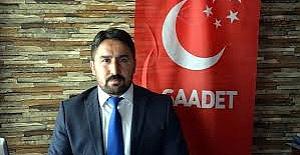 """Saadet Partisi'nde """"Demirtaş"""" İstifası! """"Asla Benim Liderim Olamaz!"""""""