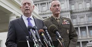 ABD Savunma Bakanı Mattis'ten Türkiye Açıklaması!