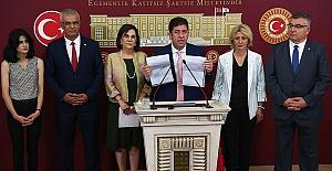 CHP'de Olağanüstü Kurultay Çağrısı.. İmza Süreci Başlatıldı!