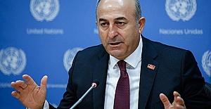 Bakan Çavuşoğlu: ABD'nin PKK Desteğini Gündeme Getireceğiz!