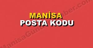 Manisa Posta Kodları