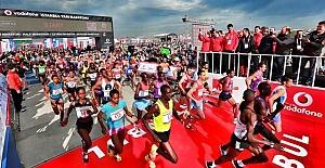 Vodafone 14. İstanbul Yarı Maratonu 7 Nisan'da koşulacak