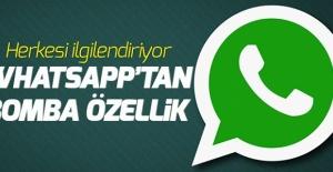 WhatsApp'a yeni animasyon etiketi güncellemesi