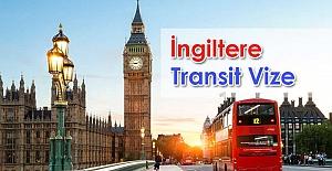 İngiltere Konsolosluğu İngiltere Transit Vizesi