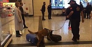 Düsseldorf Havalimanında Türk Yolcuların Valizi Aranması Üzerine Tepki
