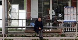 Rusya'dan Antalya'ya Çalışmaya Gelen Kadın Sokakta Yaşıyor