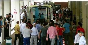 Ak Partililere Saldırı! Bölgeye Ambulans Uçak Gönderildi