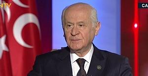 Devlet Bahçeli:Seçim Olsa da Olmasa da Kandil'e Türk Bayrağı Dikilmeli