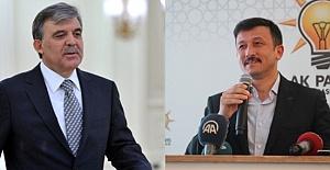 Ak Parti'li Hamza Dağ'dan Sert Sözler: Abdullah Gül Bir Haindir!