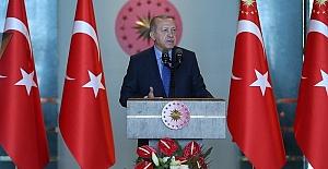 Başkan Erdoğan'dan 'Malazgirt Ruhu' Vurgusu!