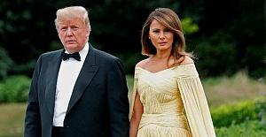 Melania Boşanmak İstiyor, Trump Sınır Dışı Etmekle Tehdit Ediyor!