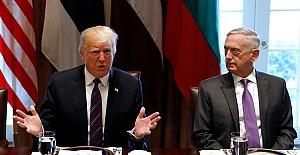 Bomba İddia! Trump, Savunma Bakanı Mattis'i Görevden Mi Alacak?