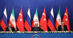 Tahran Zirvesi'nde Başkan Erdoğan'dan Cesur Çağrı!