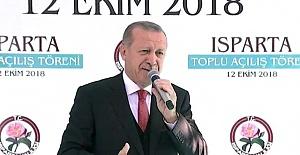 Erdoğan'dan Kılıçdaroğlu'na: Sen Bittin, Belini Doğrultamayacaksın!
