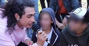 Erkek Çocuklarını Para Karşılığı Öpüştüren Şahıs Tutuklandı!