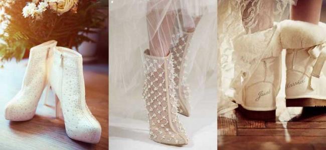 Kış Düğünü için Gelin Ayakkabısı Nasıl Olmalı?