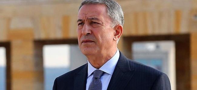 Savunma Bakanı Akar'dan İki Türk Askerle İlgili Açıklama!