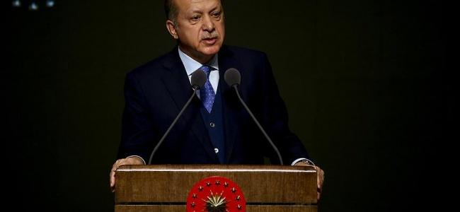 Erdoğan O Konuda Uyardı: Artık Bu Yanlış Tabuların Yıkılması Lazım!