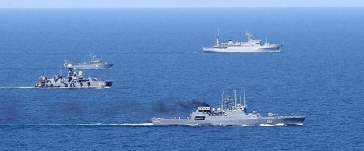 Ukrayna ve Rus Savaş Gemileri Arasında Bölge İhlali Açıklaması