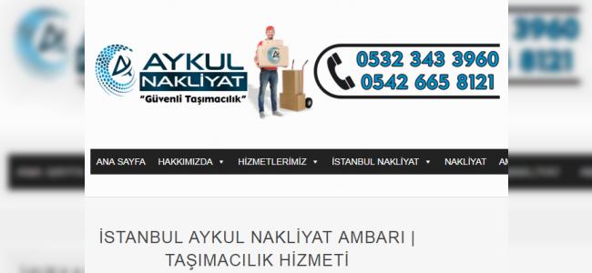 İstanbul Balıkesir Nakliyat-İstanbul Balıkesir Ambarı