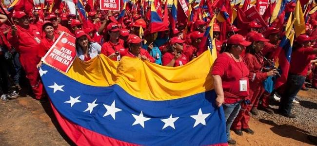 ABD'nin Venezuela'ya Baskısı Sertleşti
