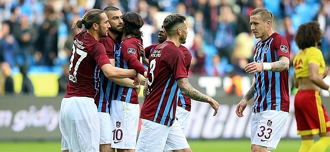 Milli Takım'a Trabzonspor'dan 5 Oyuncu