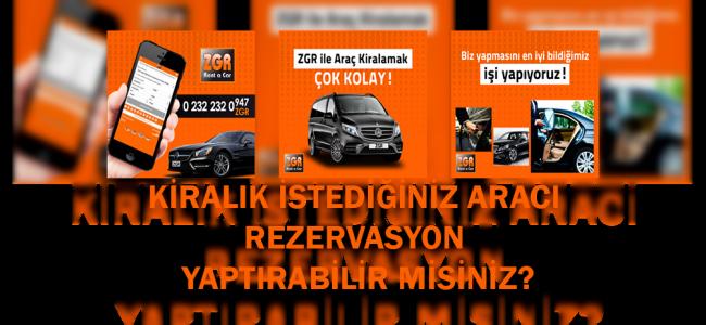 Online İzmir Rent A Car Firması