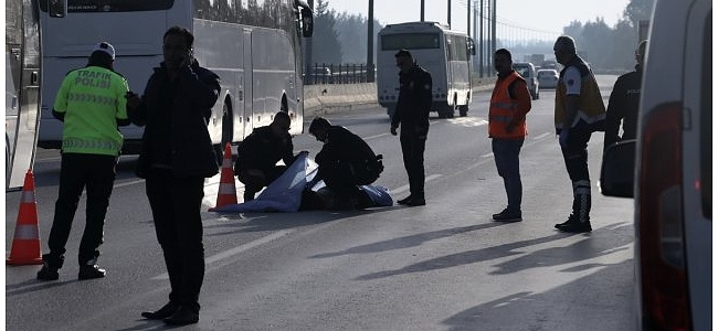 Tarsus'ta araç çalıp Adana'da cesedi bulundu