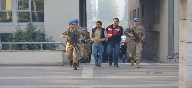 Osmaniye'de Bağdadi'yle bağlantılı DEAŞ timi adliyede