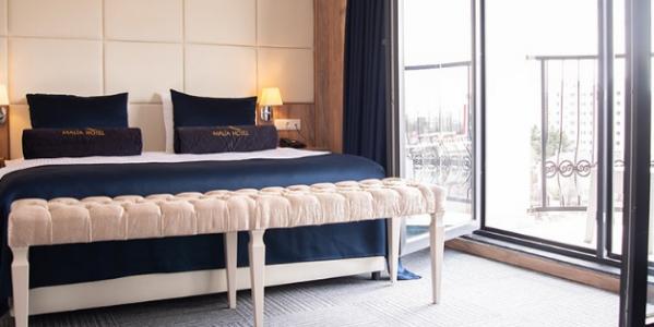 Rahatlık ve Konforun Adresi: Malia Otel