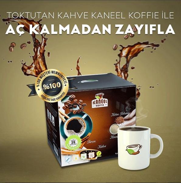 Tok Tutan Kahve'nin Besin Değerleri