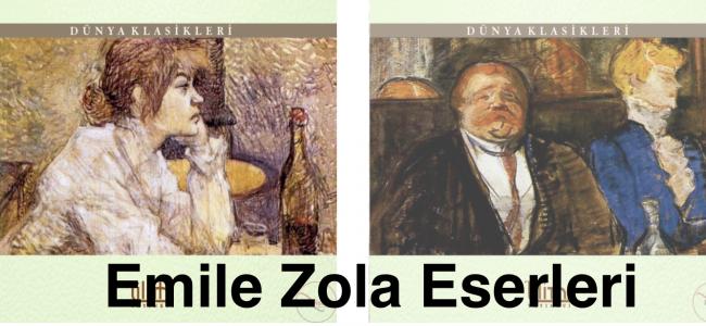 Emile Zola Hayatı