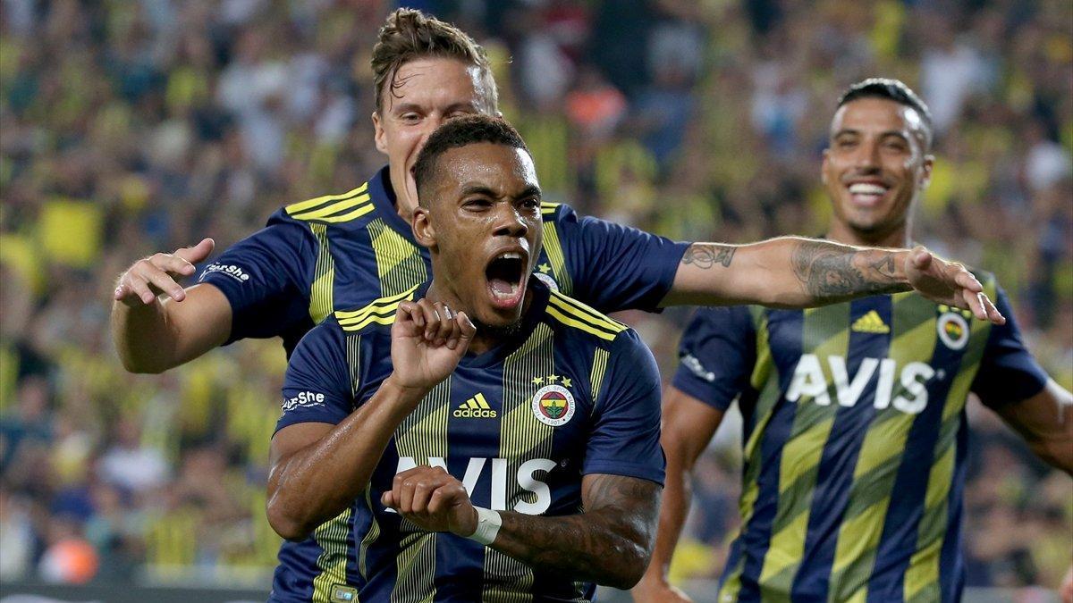 Fenerbahçe Taraftarından Garry Rodrigues'e Tepki