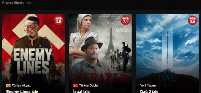 En Yeni Filmler