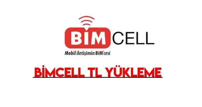 Bimcell TL Yükleme