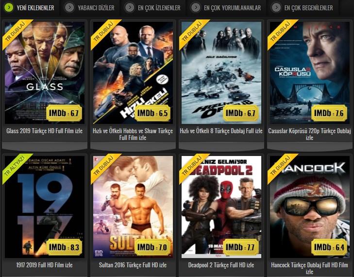 Full HD Tek Parça Film İzle
