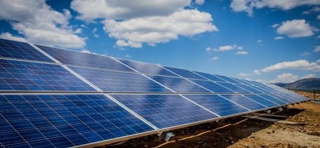 İlk Yerli Güneş Panelleri Karapınar'a Gönderildi