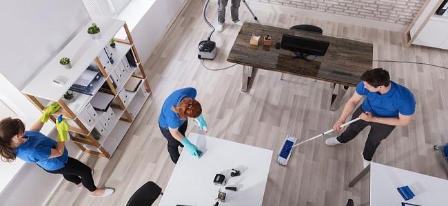 Ece Temizlik İle Yeni Ev Temizliği