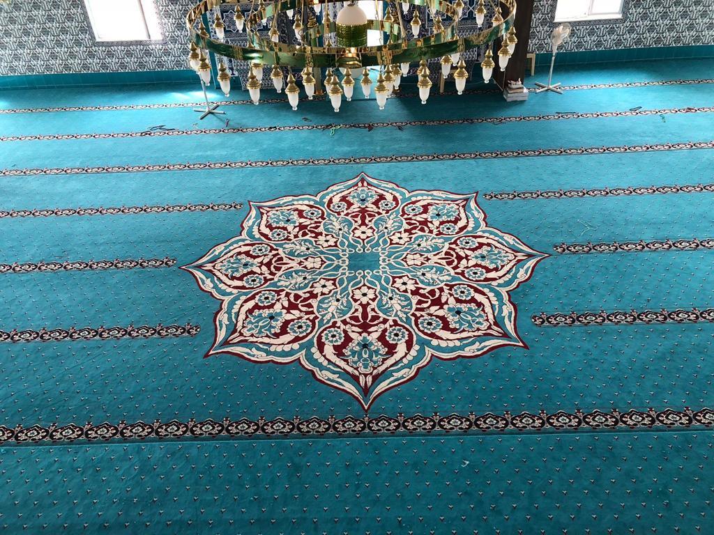 Cami Halısı Temizliği Nasıl Montaj Edilmeli
