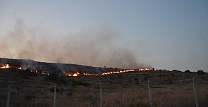 Kozan'da Makilik Alanda Çıkan Yangın Kontrol Altına Alındı