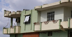 Karataş'ta Meydana Gelen Hortumun Yaraları Sarılıyor