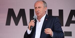 Muharrem İnce CHP'lileri Uyardı: Sakın Ha Tatile Gitmek Yok!