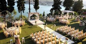 Açık Hava Düğünleri Ekonomiye Can Suyu Olur