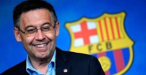 Barcelona Başkanı Josep Bartomeu, Messi'nin ayrılık talebi sonrasında istifa kararı aldı